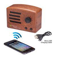 975644918-184 - Vintage Retro Bluetooth Speaker - thumbnail