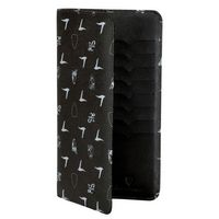 995815223-184 -  Black Travel Wallet - thumbnail