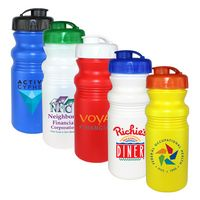 155897921-819 - 20 Oz. Cycle Bottle w/Flip Top Lid - thumbnail
