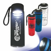 196023427-819 - 25 Oz. Tritan™ Bottle w/Flashlight Cap - thumbnail