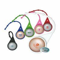 306080929-819 - Halcyon® Metallic Lip Balm w/Lanyard - thumbnail