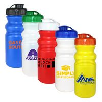 325897919-819 - 20 Oz. Cycle Bottle w/Flip Top Cap - thumbnail