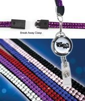 383965840-819 - Blingyard w/ Retractable Badge Holder (Spot Color) - thumbnail