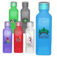 726433792-819 - 24 oz. Classic Edge Bottle with Standard Lid, Full Color Digital - thumbnail