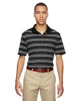 184688844-132 - Adidas Men's puremotion® Textured Stripe Polo - thumbnail