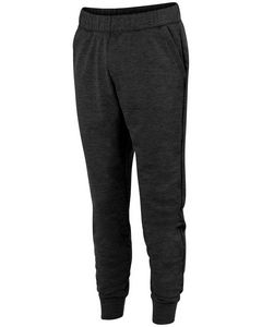 575810336-132 - Augusta Adult Tonal Heather Fleece Jogger - thumbnail