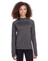 576098931-132 - SPYDER Ladies' Hayer Hooded Sweatshirt - thumbnail