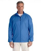 585109189-132 - Adidas Men's 3-Stripes Full-Zip Jacket - thumbnail