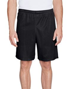 765919369-132 - Augusta Adult Longer Length Tricot Mesh Short - thumbnail