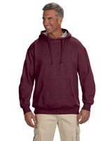 914361051-132 - Econscious 7 Oz. Organic/Recycled Heathered Fleece Pullover Hoodie - thumbnail