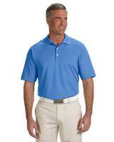 954353111-132 - Adidas Men's climalite Texture Solid Polo - thumbnail