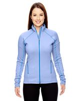 954689123-132 - Marmot Mountain Ladies' Stretch Fleece Jacket - thumbnail