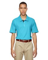 984688841-132 - Adidas Men's puremotion® Colorblock 3-Stripes Polo - thumbnail