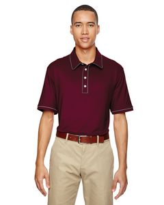 984688846-132 - Adidas Men's puremotion® Piped Polo - thumbnail