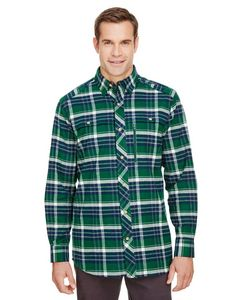 995919377-132 - BACKPACKER Men's Tall Stretch Flannel Shirt - thumbnail