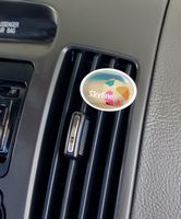 954540924-820 - Oval Vivid Vent™ Air Freshener - thumbnail