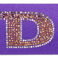 """156329056-185 - 3"""" Badge Satin Ribbon (Sparkle) - thumbnail"""