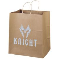 386487276-185 - Eco Brute Kraft-Brown Shopper Bag (Brilliance- Special Finish) - thumbnail