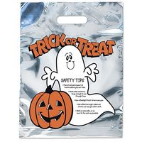 9434563-185 - Ghost Sliver Reflective Halloween Bag - thumbnail