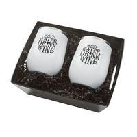325873956-202 - Joey Tumbler 2 Piece Gift Set w/Black Gift Tray - thumbnail