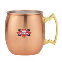 335082519-202 - 18 Oz. Dutch Mule 2 Mug Set w/Key Lime Moscow Mule Mix - thumbnail