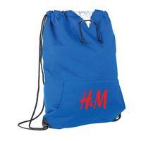 343725587-202 - Jersey Sweatshirt Drawstring Bag - thumbnail