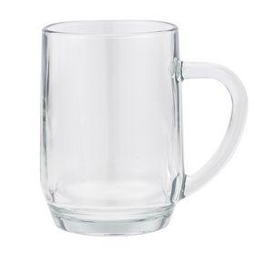 384598559-202 - 20 Oz. Haworth Glass Beer Mug - thumbnail