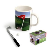 154169574-114 - Kikkerland® Putter Cup Golf Mug - thumbnail