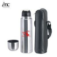 174169514-114 - 16 Oz. The Heat Is On Thermos - thumbnail