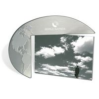302010529-114 - Futura Globe Shape Double Sided Picture Frame - thumbnail