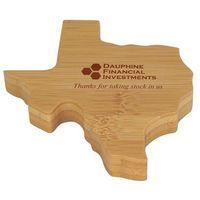 763196576-114 - Bamboo Texas Paperweight - thumbnail