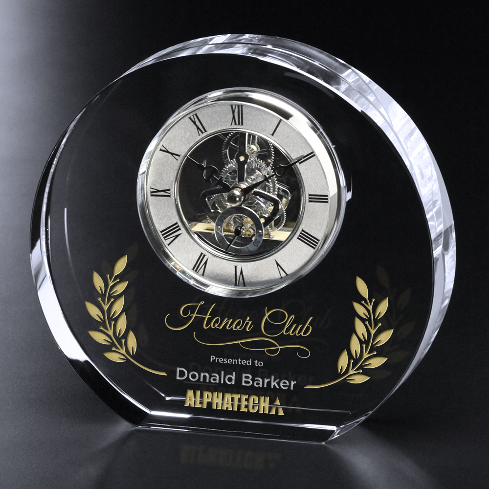 """195272116-133 - Burke Clock 6"""" H - thumbnail"""
