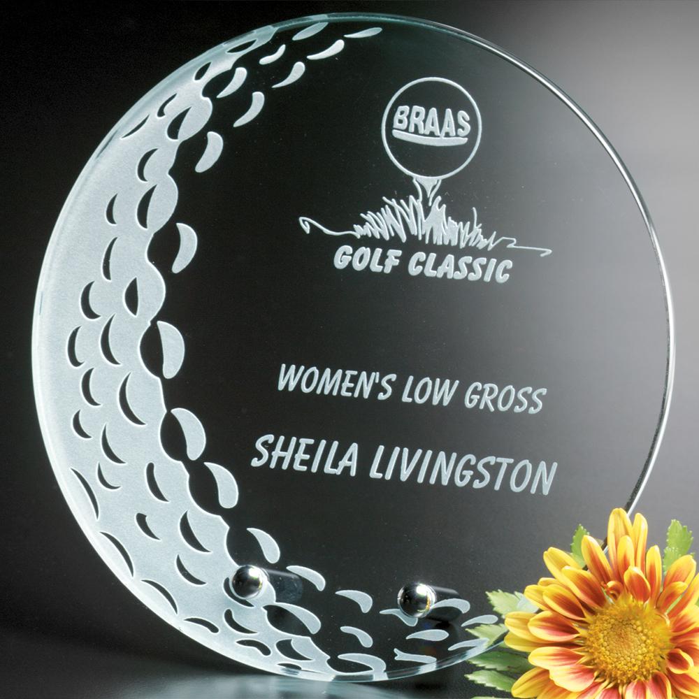 "321124019-133 - Burnhaven Award 6"" Dia. - thumbnail"