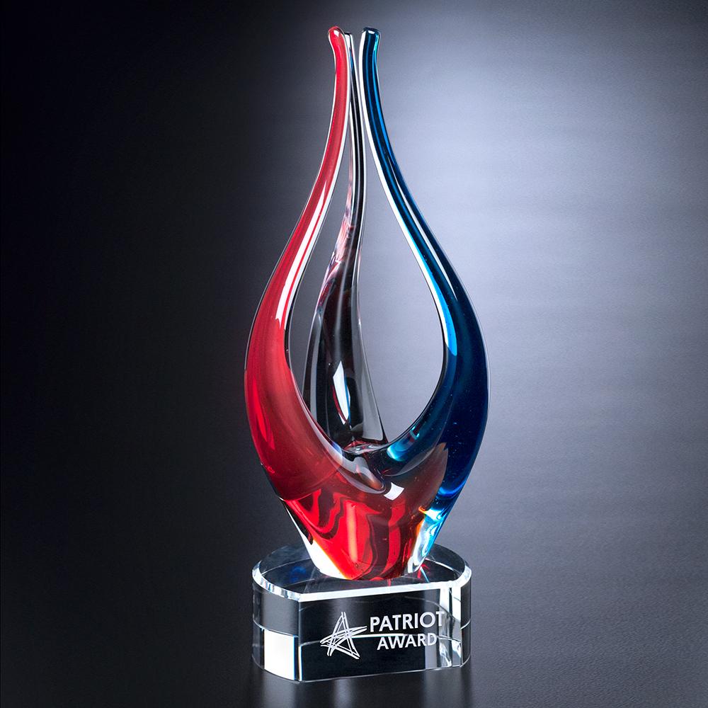 "705458305-133 - Revelation Award 11-1/2"" - thumbnail"