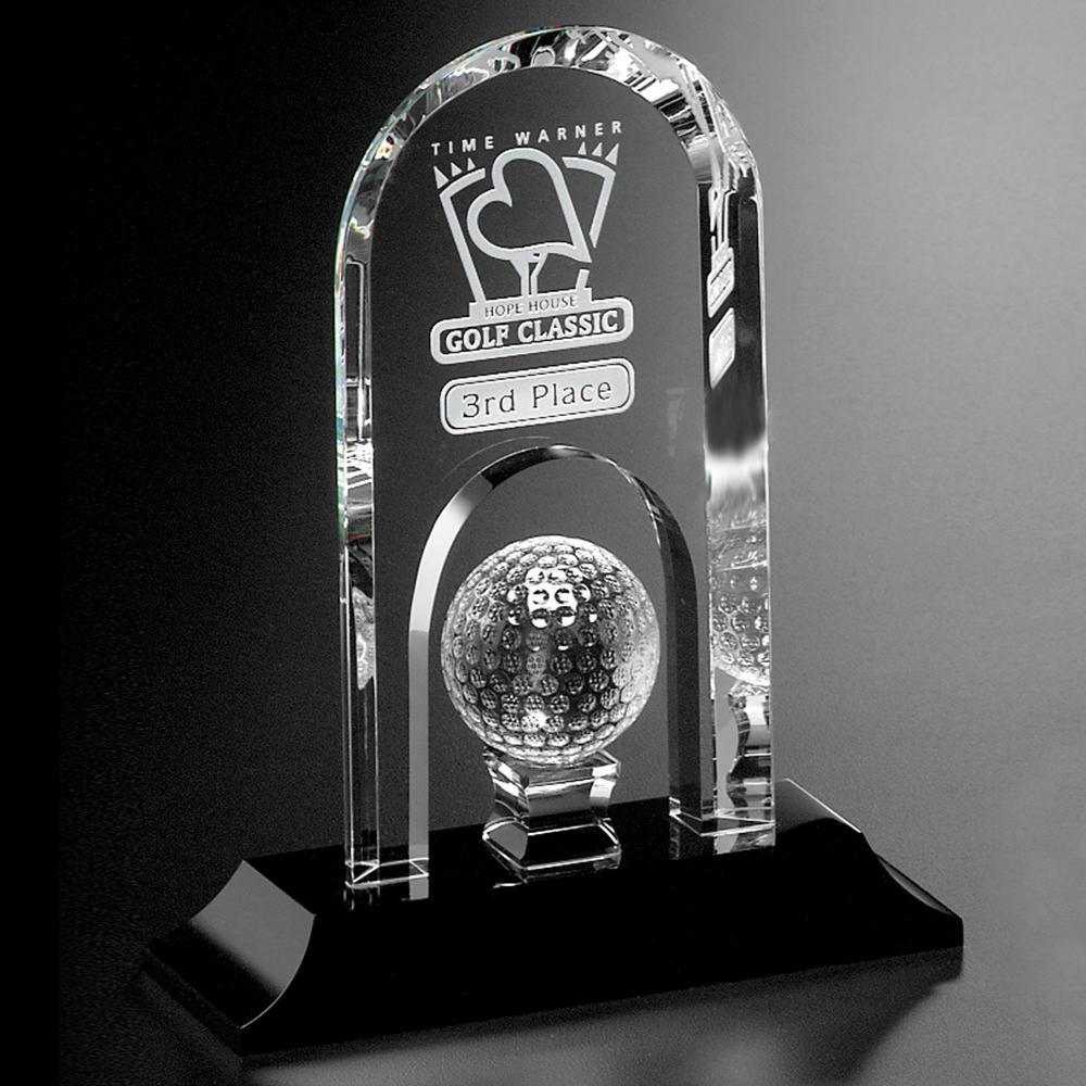 "752246290-133 - Springfield Golf Award 8-1/2"" - thumbnail"