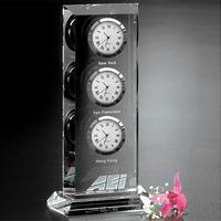 "772062392-133 - Trilogy Clock 9"" - thumbnail"