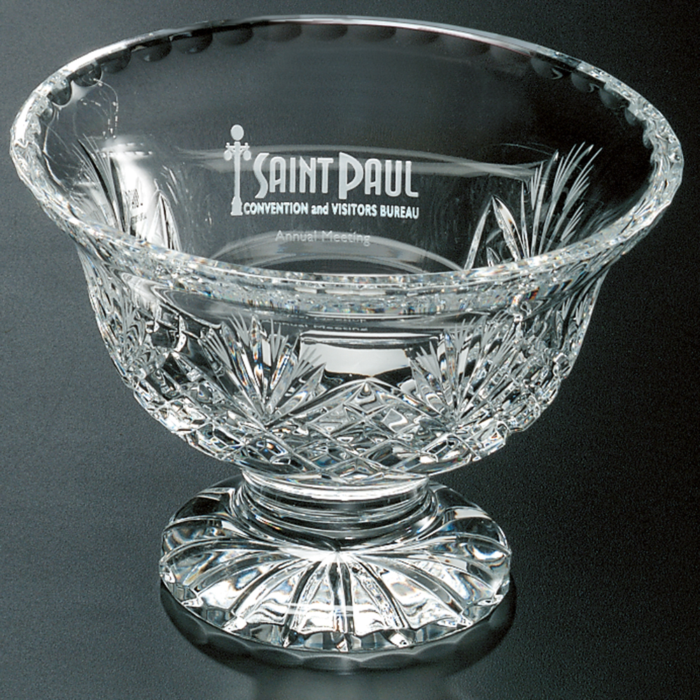 "921119564-133 - Durham Footed Trophy Bowl 5-3/4"" Dia. - thumbnail"