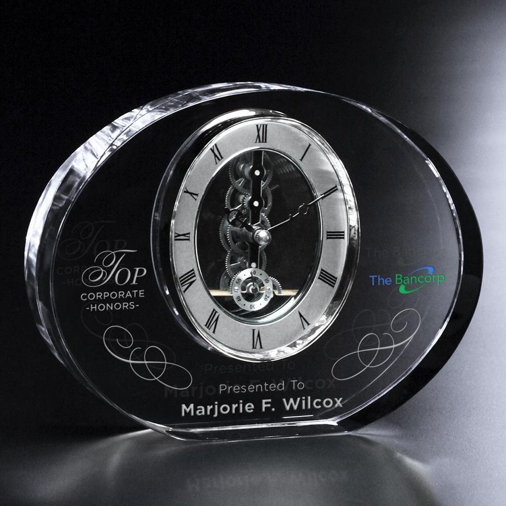 """995272113-133 - Benton Clock 6"""" H - thumbnail"""