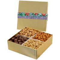 135483363-105 - Nut Large 4-Way Gift Box - thumbnail