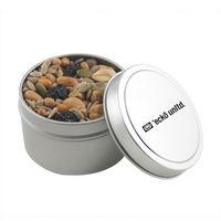 144520954-105 - Round Tin w/Trail Mix - thumbnail