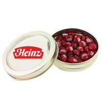 146143069-105 - Top View Tin w/Imprinted Chocolate Buttons - thumbnail