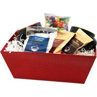 164977380-105 - Tray w/Mugs and Hershey Kisses - thumbnail