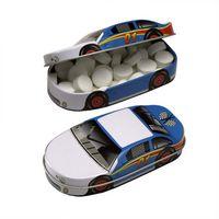 195554564-105 - Minty 500 Race Car Tin w/ Sugar-Free MicroMints - thumbnail