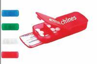 332548105-105 - Plastic Bandage Dispenser w/Pill Case - thumbnail