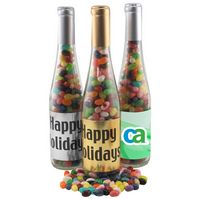 334517512-105 - Champagne Bottle w/Jelly Bellies - thumbnail