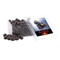 334521779-105 - Acrylic Box w/Choc Espresso Beans - thumbnail