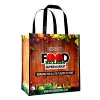 336147354-105 - Non Woven Full Color Laminate Bag - thumbnail