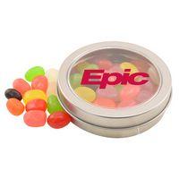 344520655-105 - Round Tin w/Jelly Beans - thumbnail