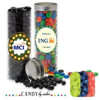 355554389-105 - Silver Top Tube Filled w/ Jelly Belly - thumbnail