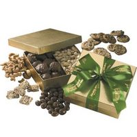 365009255-105 - Gift Box w/Chocolate Soccer Balls - thumbnail